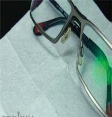 供应超细复合纤维镜片擦拭布