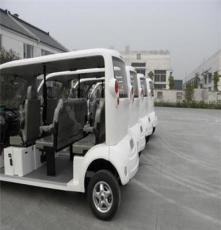 廠家供應福建開放式八座電動巡邏車