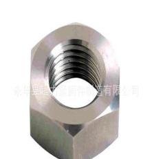 碳钢4.8级细牙螺母 国标细牙薄螺母