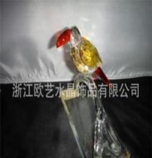 水晶小動物 水晶小鳥 專業生產批發(可定做)