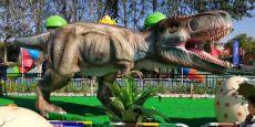 貨源直供 會動會叫恐龍100多條模型出租出售