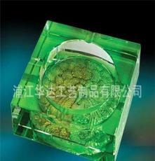 華達廠家定做水晶煙缸 多種款式,價格優惠,水晶禮品