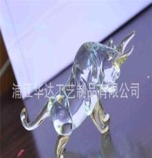 供應批發水晶禮品 水晶動物 水晶海豚 顏色各異 按要求定做