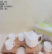 名艺陶瓷厂家直销ZAKKA日杂茶具 陶瓷茶壶套装 货号3004