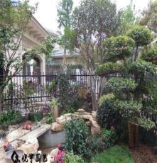 株洲鱼池建造就选长沙观宇园艺