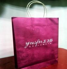 黄冈白卡纸袋订做加工厂家/咸宁广告纸袋制作印刷厂