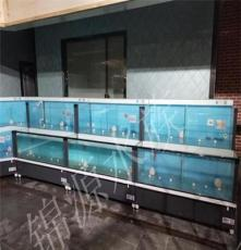 长沙商场连锁超市酒店海鲜池制作 就找锦源水族