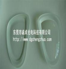 玻璃厂家供应0-1000度平光、近视潜水眼镜镜片玻璃