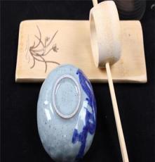 德化复古风哥窑老岩泥陶瓷茶具套组 创意日用茶具礼品瓷 精品茶具