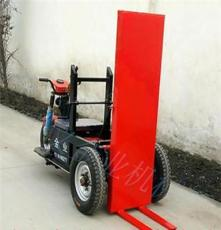 一次倾斜成型 电动自卸拉砖车 电动平板拉砖车量大从优送配件
