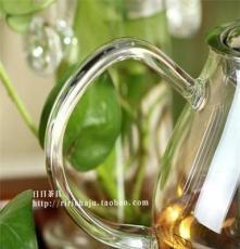 耐熱玻璃茶壺功夫茶具帶過濾網內膽創意花草茶壺套裝700ml包郵