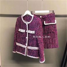 南京女士商务西装职业西装订制蝶创私人订制