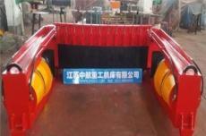 銷售特大重型頂彎機-三輥電動卷板機-江蘇中航重工機床有限公司
