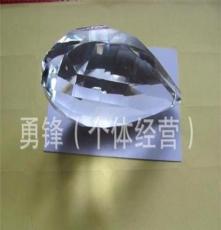 長期銷售 精美枇杷造型水晶燈飾掛件 進口水晶飾品