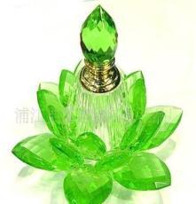 水晶汽車香水瓶,高檔水晶汽車裝飾品,水晶禮品,廠家直銷