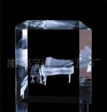供應水晶內雕 水晶工藝品禮品 船 車 建筑 人物