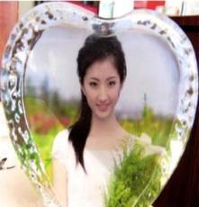 情人節禮物訂做水晶照片 水晶影像訂制 個性水晶 結婚禮物冰山