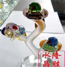 供應水晶動物 水晶小擺件水晶工藝品新奇特禮品 水晶小鳥定制批發