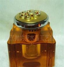 廠家定制精美水晶香水瓶(來圖,來樣定做)
