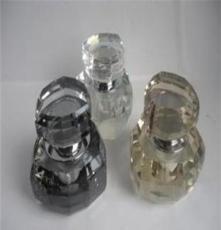 鍍光立志 汽車香水座 水晶香水瓶