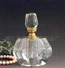 供應水晶香水瓶、水晶時尚高檔次水晶香水瓶、水晶工藝品