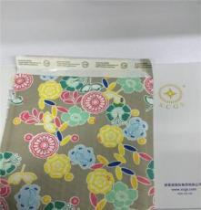 上海供應白色牛皮紙印刷花色袋