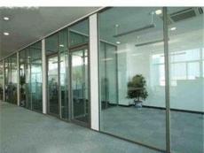 河西區安裝10mm玻璃隔斷(白玻)廠家