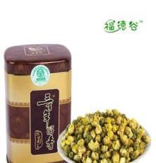 福德谷--三百年留香 三百年留香胎菊王60g鐵罐裝 桐鄉杭白菊