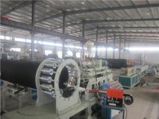 HDPE缠绕波纹管生产线