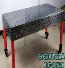 泊头建新铸造专业生产三维柔性平台 现货供应 非标定做