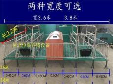 母猪产床价格新型猪用床产保两用新型养猪设备