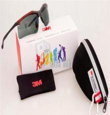 百安劳保 3M-11106 专业户外运动眼镜 个性铁灰 舒适新潮