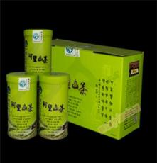 台湾顺记茗茶 原装进口 阿里山茶 高山乌龙茶 茶叶200gx3入