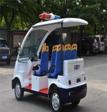 厂家批发四轮4座敞开式治安巡逻电动车X4