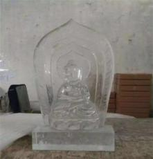 我廠供應水晶大佛像 雕刻水晶工藝品 復古做舊可定制批發直銷