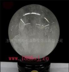 天然水晶 水晶擺件 水晶禮品 天然白水晶球
