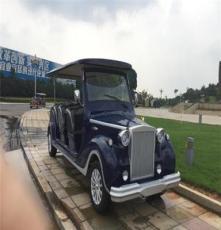 重慶大型樓盤看房/步行街觀光8人座貴賓款電動老爺車(PY-08)