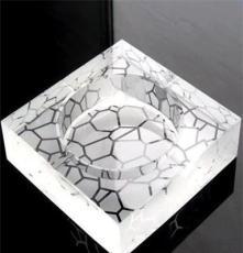 廣州廠家直銷水晶煙灰缸可來圖定做