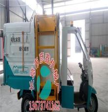 新型自卸式电动挂桶车