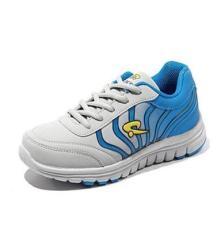 新款运动板鞋 个性拼色潮流大童板鞋 低帮系带耐磨防滑运动板鞋