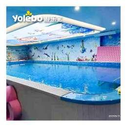 供应儿童水育泳池设备厂家定制室内泳池设备