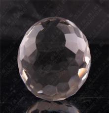 大型廠家定做水晶球/可打孔刻面 品質好,價格優