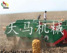 马铃薯收获机 马铃署收获机的特性