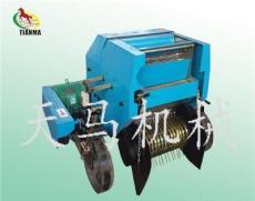 打捆机的原产地 乐陵是青贮打捆机的原产地
