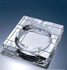 義烏外貿四角形新款優質新料送禮必備創意辦公室煙缸 水晶煙缸