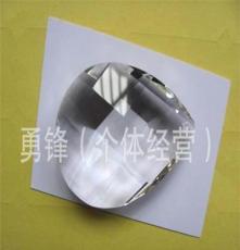 生產供應 一個水晶燈飾配件水晶掛件網格50# 水晶琉璃掛件