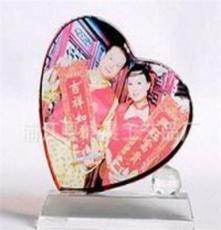 開業慶典水晶禮品 水晶彩印辦公文具臺 慶典水晶紀念品 廠家生產
