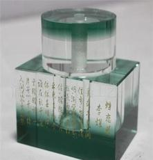 供應義務批發價汽車室內水晶材質香水瓶 香水座