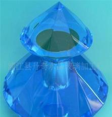 廠家直銷:精美水晶汽車香水瓶 水晶工藝品
