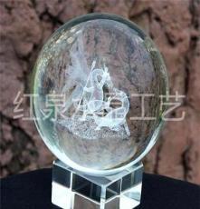 紅泉正品水晶球 水晶透明球 鎮宅辟邪招財精致水晶球 天然水晶